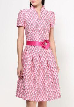 Платье Olivegrey                                                                                                              многоцветный цвет