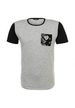 Футболка Only & Sons                                                                                                              серый цвет