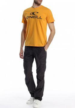 Футболка O`Neill                                                                                                              желтый цвет