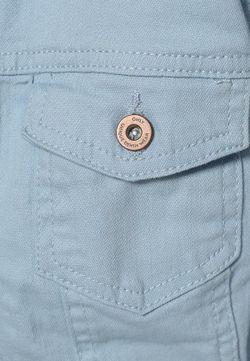 Куртка Джинсовая Only                                                                                                              голубой цвет