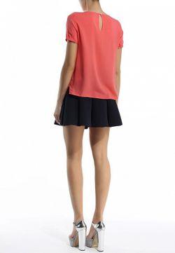 Блуза Only                                                                                                              розовый цвет