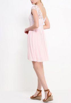 Платье Only                                                                                                              розовый цвет