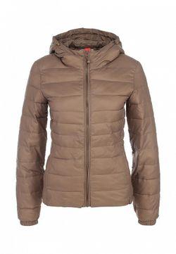 Куртка Утепленная Only                                                                                                              бежевый цвет