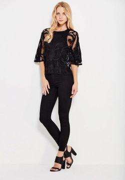 Блуза Only                                                                                                              чёрный цвет
