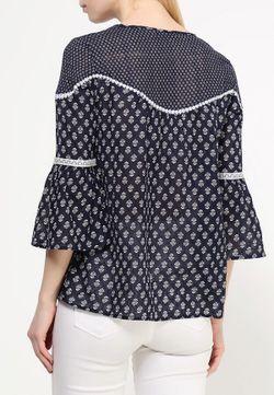 Блуза Only                                                                                                              многоцветный цвет