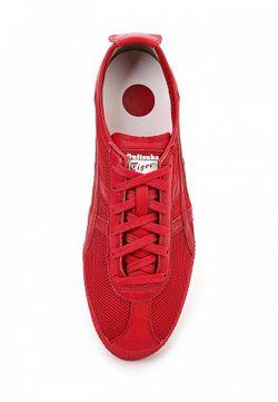 Кроссовки Onitsuka Tiger                                                                                                              красный цвет
