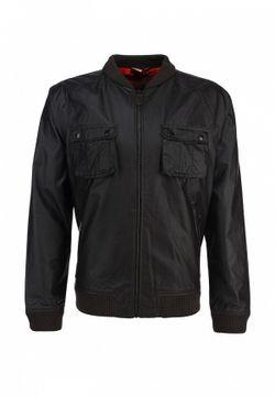Куртка Onitsuka Tiger                                                                                                              чёрный цвет