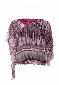 Блуза O`Queen                                                                                                              фиолетовый цвет