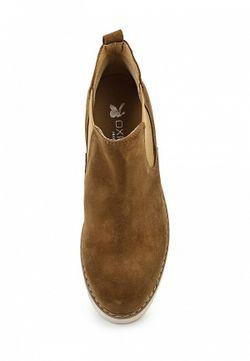 Ботинки Oxigeno                                                                                                              коричневый цвет