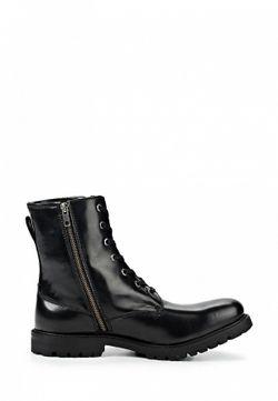 Ботинки Paolo Vandini                                                                                                              черный цвет