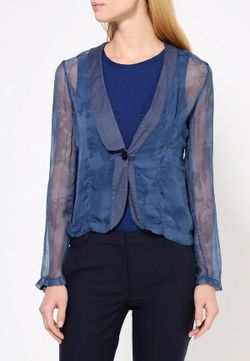 Накидка Paolo Casalini                                                                                                              синий цвет