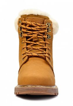 Ботинки Patrol                                                                                                              желтый цвет