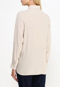 Блуза PAROLE by Victoria Andreyanova                                                                                                              бежевый цвет