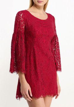 Платье Paccio                                                                                                              красный цвет