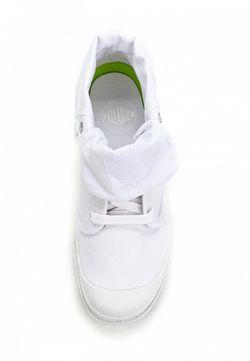 Кеды Palladium                                                                                                              белый цвет