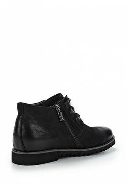 Ботинки Paolo Conte                                                                                                              чёрный цвет