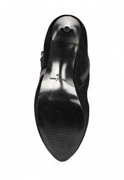 Сапоги Paolo Conte                                                                                                              черный цвет