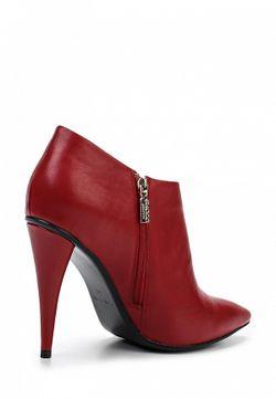 Ботильоны Paolo Conte                                                                                                              красный цвет
