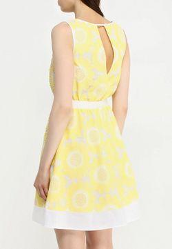 Платье Patrizia Pepe                                                                                                              желтый цвет