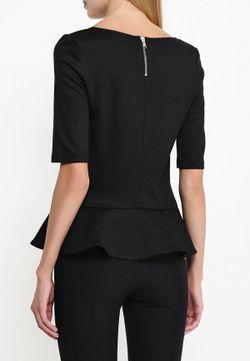 Блуза Patrizia Pepe                                                                                                              черный цвет