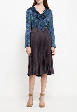 Блуза Pennyblack                                                                                                              синий цвет