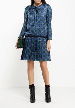 Платье Pennyblack                                                                                                              синий цвет