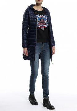Куртка Утепленная People                                                                                                              синий цвет