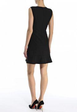 Платье People                                                                                                              черный цвет
