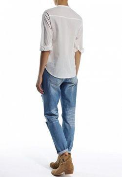 Блуза People                                                                                                              белый цвет