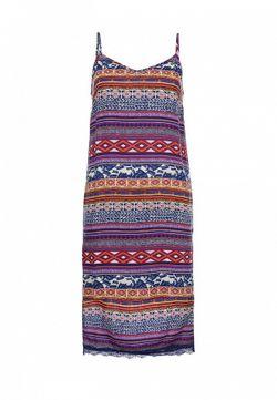Платье People                                                                                                              многоцветный цвет
