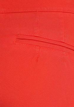 Брюки People Milano                                                                                                              красный цвет
