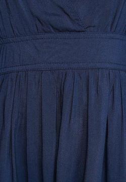 Сарафан Pepaloves                                                                                                              синий цвет