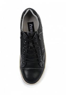 Кроссовки Pezatti                                                                                                              черный цвет