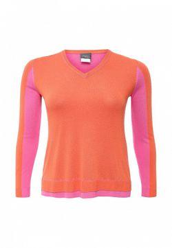 Пуловер Persona by Marina Rinaldi                                                                                                              оранжевый цвет