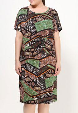 Платье Persona by Marina Rinaldi                                                                                                              многоцветный цвет