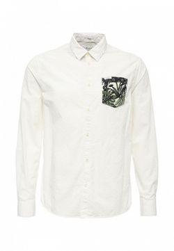 Рубашка Pepe Jeans                                                                                                              белый цвет