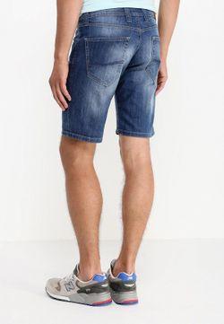Шорты Джинсовые Pepe Jeans                                                                                                              синий цвет