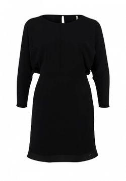 Платье Pepe Jeans                                                                                                              черный цвет