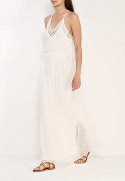 Платье Pepe Jeans                                                                                                              белый цвет