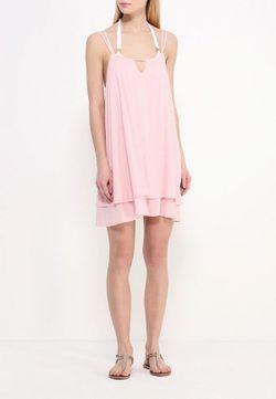 Платье Пляжное Phax                                                                                                              розовый цвет