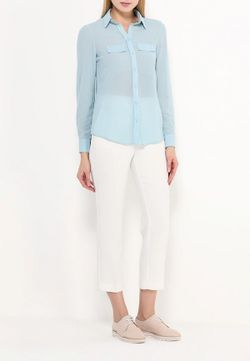 Блуза Pinkline                                                                                                              голубой цвет