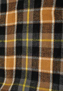 Шарф Pieces                                                                                                              коричневый цвет