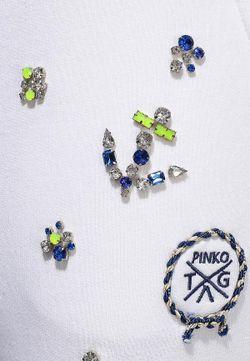Брюки Спортивные Pinko                                                                                                              белый цвет