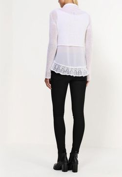 Джемпер Pinko                                                                                                              белый цвет
