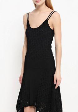 Платье Pinko                                                                                                              черный цвет