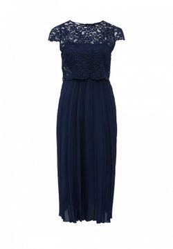 Платье Pinko                                                                                                              синий цвет