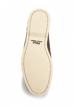 Топсайдеры Polo Ralph Lauren                                                                                                              коричневый цвет