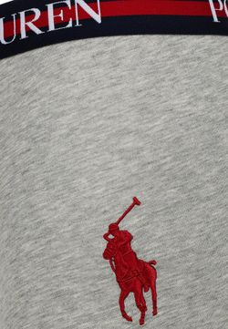 Трусы Polo Ralph Lauren                                                                                                              серый цвет