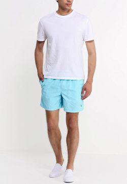 Шорты Для Плавания Polo Ralph Lauren                                                                                                              голубой цвет
