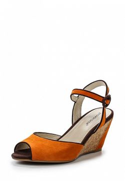 Босоножки Provocante                                                                                                              оранжевый цвет